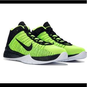promo code 44d3d 81e98 Nike Shoes - Boys 4.5Y Nike zoom ascention basketball shoes